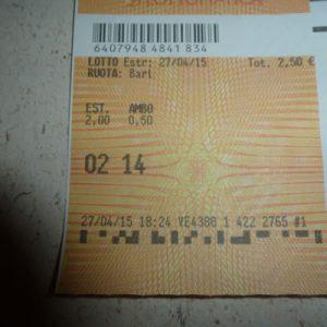 Calcolare Vincite Lotto Regalo Di Compleanno Mamma